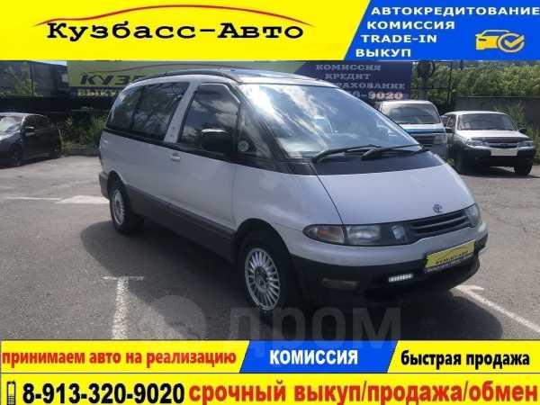 Toyota Estima Lucida, 1993 год, 159 000 руб.
