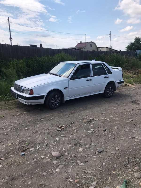 Volvo 460, 1992 год, 85 000 руб.