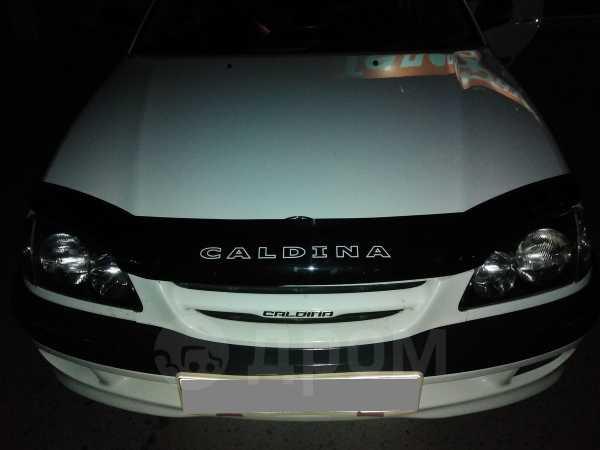 Toyota Caldina, 1999 год, 327 000 руб.