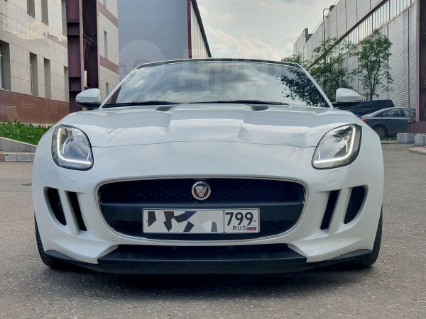 Jaguar F-Type, 2014 год, 2 500 000 руб.