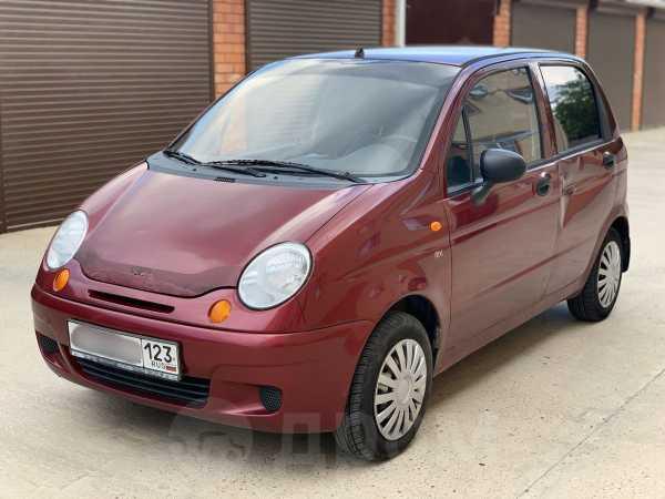 Daewoo Matiz, 2010 год, 84 000 руб.