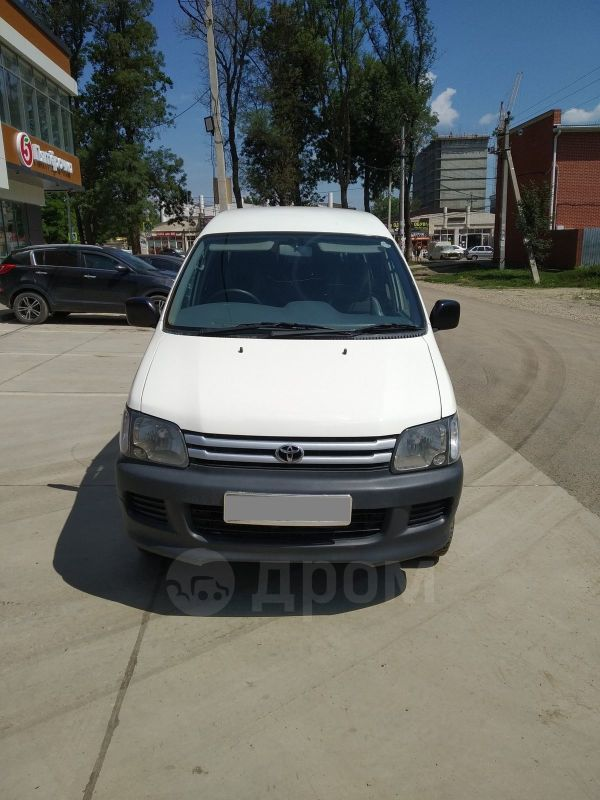 Toyota Town Ace, 2001 год, 255 000 руб.