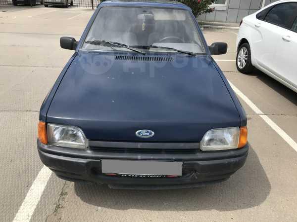 Ford Escort, 1987 год, 50 000 руб.