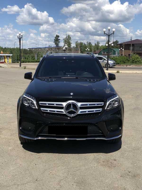 Mercedes-Benz GLS-Class, 2016 год, 3 250 000 руб.
