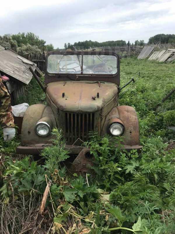 ГАЗ 69, 1962 год, 29 900 руб.