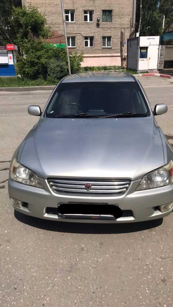 Toyota Altezza, 2002 год, 420 000 руб.