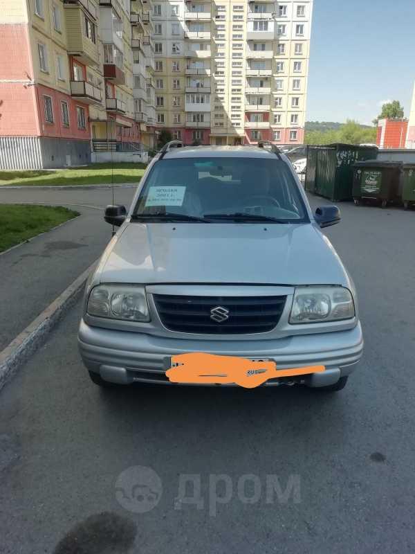 Suzuki Vitara, 2001 год, 425 000 руб.