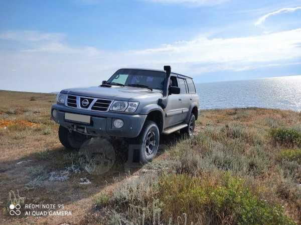 Nissan Patrol, 2004 год, 920 000 руб.