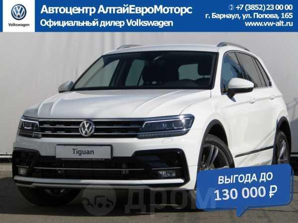 Volkswagen Tiguan, 2020 год, 2 807 500 руб.