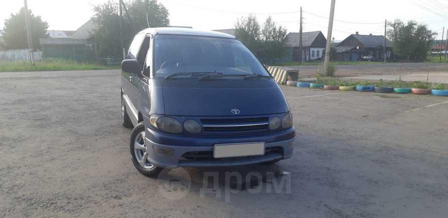 Toyota Estima Emina, 1997 год, 275 000 руб.