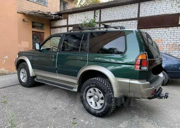 Mitsubishi Montero Sport, 2000 год, 355 000 руб.