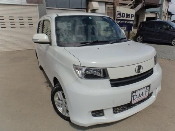 Toyota bB, 2013 год, 537 550 руб.