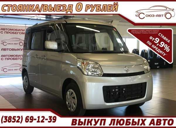 Suzuki Spacia, 2014 год, 445 000 руб.
