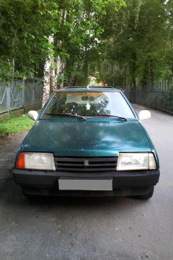 Лада 2108, 2001 год, 52 000 руб.
