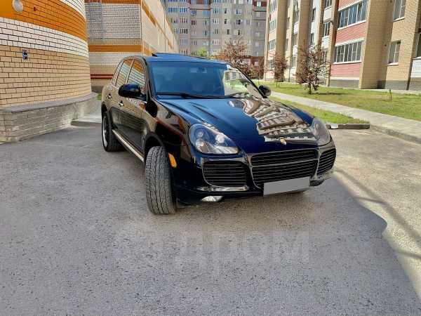 Porsche Cayenne, 2004 год, 670 000 руб.