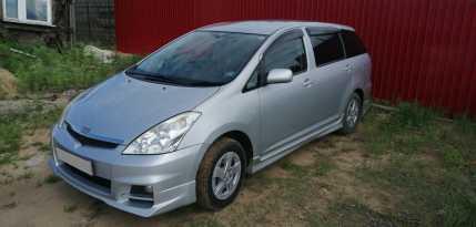 Циолковский (Углегорск) Toyota Wish 2003