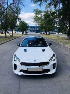 Курган Kia Stinger 2018