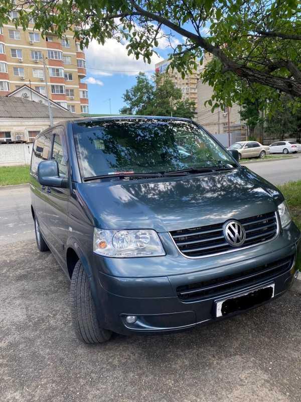 Volkswagen Multivan, 2007 год, 800 000 руб.