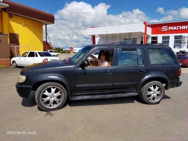 Ford Explorer, 1996 год, 230 000 руб.