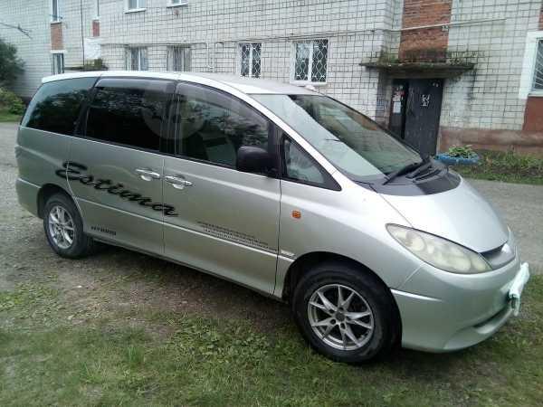 Toyota Estima, 2002 год, 575 000 руб.