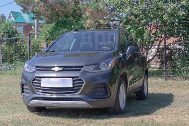 Chevrolet Trax, 2017 год, 899 000 руб.