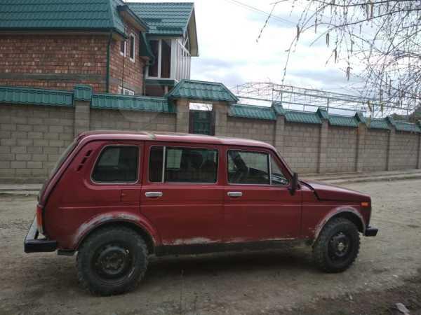 Лада 4x4 2131 Нива, 1998 год, 95 000 руб.