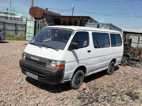Toyota Hiace, 1996 год, 160 000 руб.