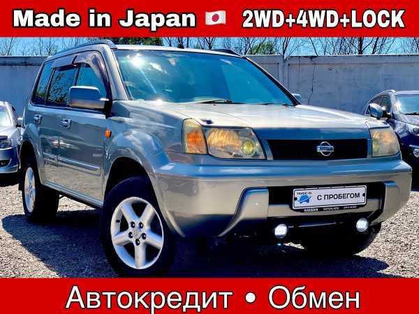 Nissan X-Trail, 2001 год, 409 900 руб.