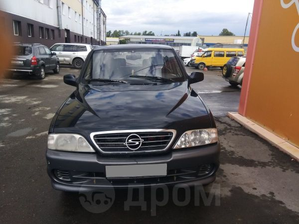 SsangYong Musso, 2000 год, 295 000 руб.