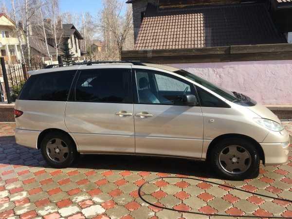 Toyota Previa, 2004 год, 680 000 руб.