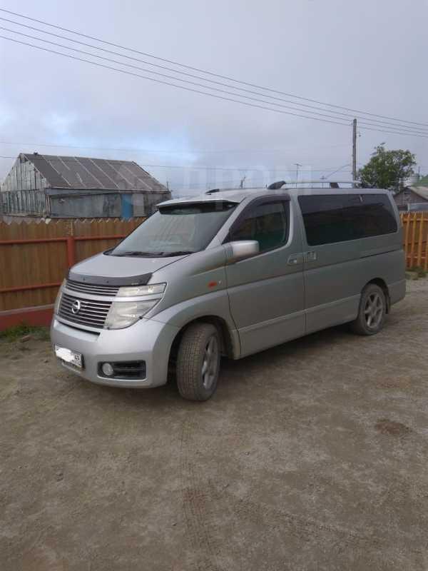 Nissan Elgrand, 2004 год, 650 000 руб.