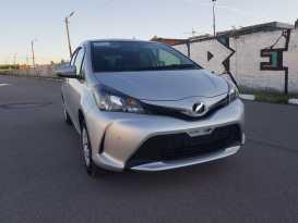 Санкт-Петербург Toyota Vitz 2016