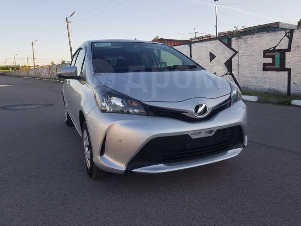 Toyota Vitz, 2016 год, 635 000 руб.