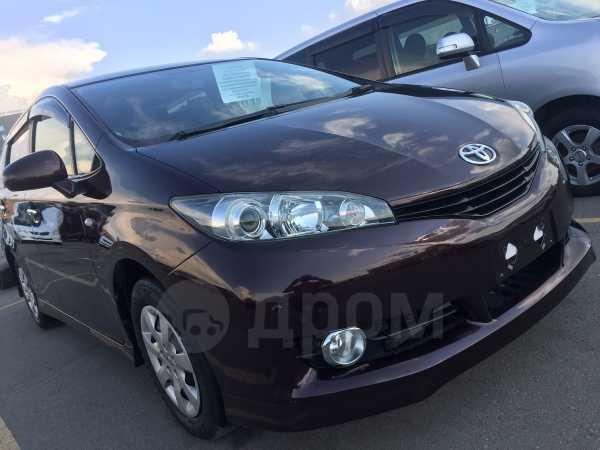 Toyota Wish, 2011 год, 838 000 руб.