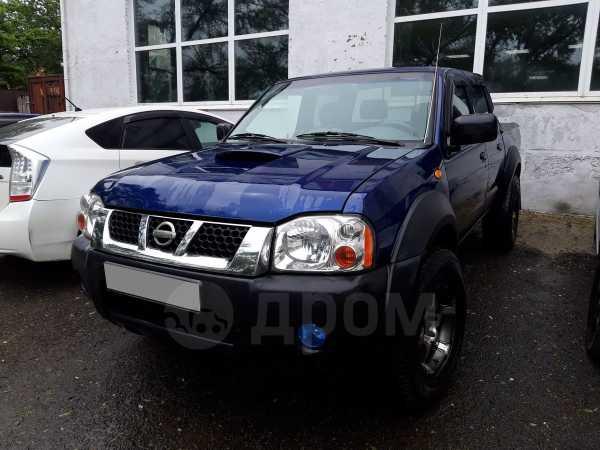 Nissan NP300, 2008 год, 659 000 руб.