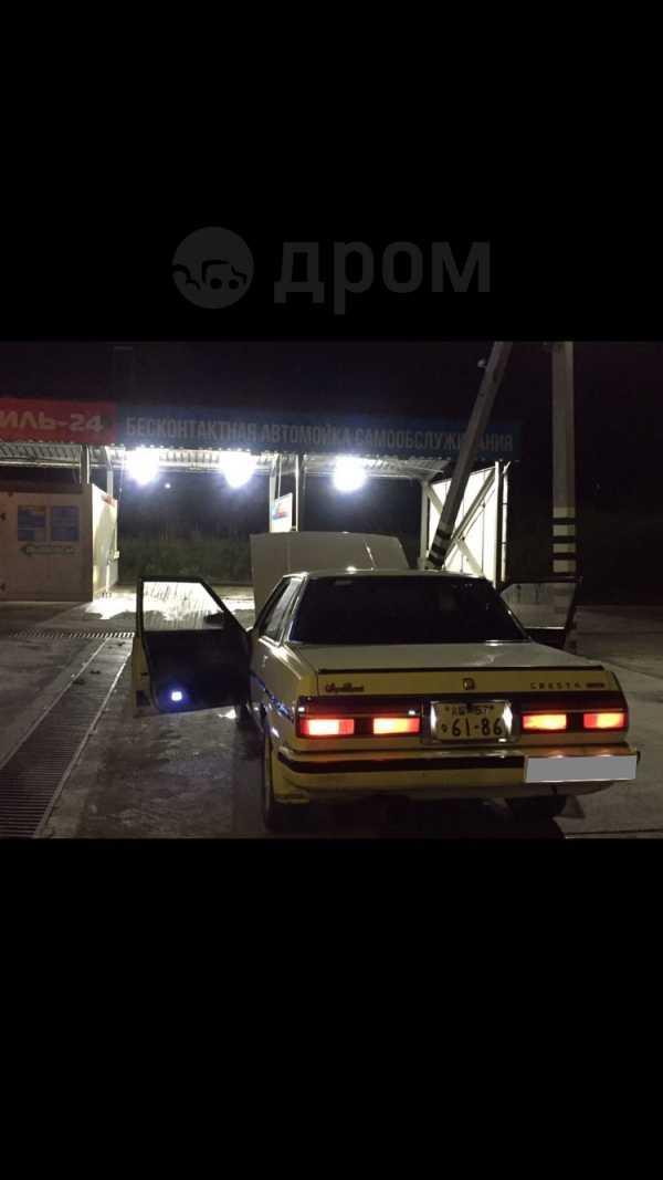 Toyota Cresta, 1986 год, 75 000 руб.