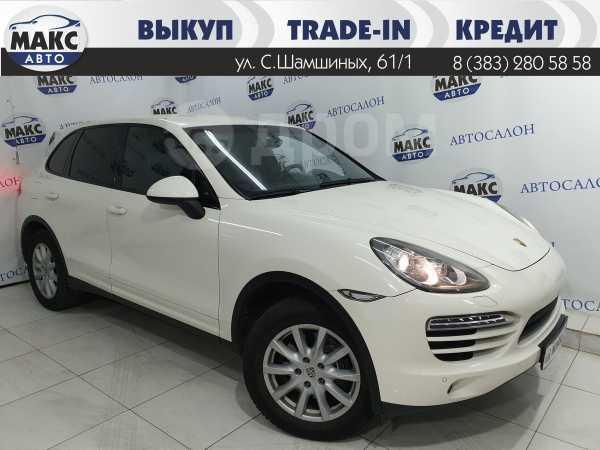 Porsche Cayenne, 2011 год, 1 900 000 руб.