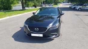 Москва Mazda6 2015