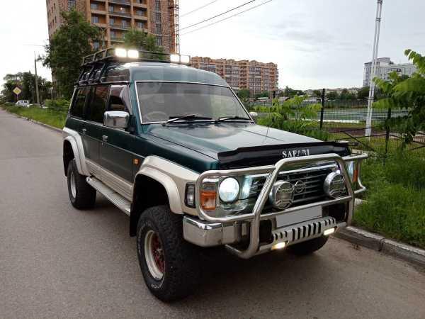 Nissan Safari, 1996 год, 605 000 руб.