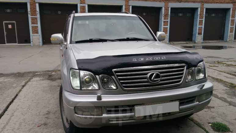 Lexus LX470, 2006 год, 1 490 000 руб.