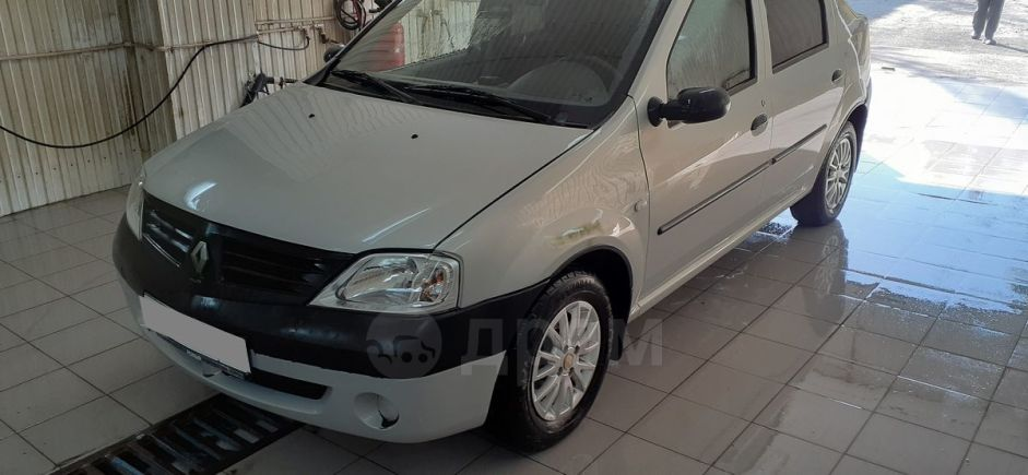 Renault Logan, 2008 год, 239 000 руб.