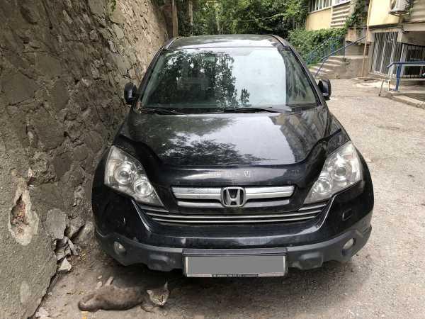 Honda CR-V, 2008 год, 700 000 руб.