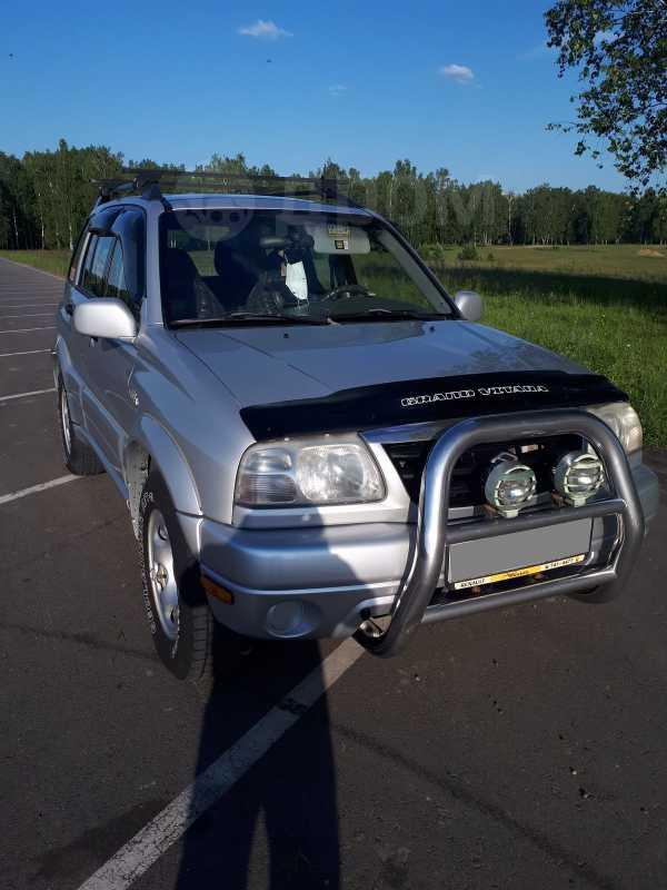 Suzuki Grand Vitara, 2001 год, 405 000 руб.