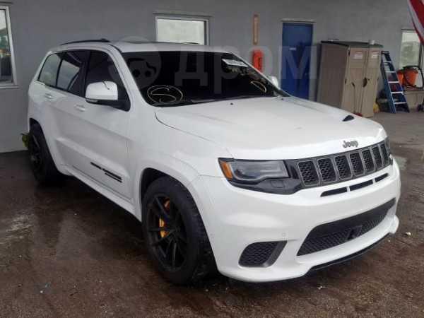 Jeep Grand Cherokee, 2018 год, 7 770 000 руб.