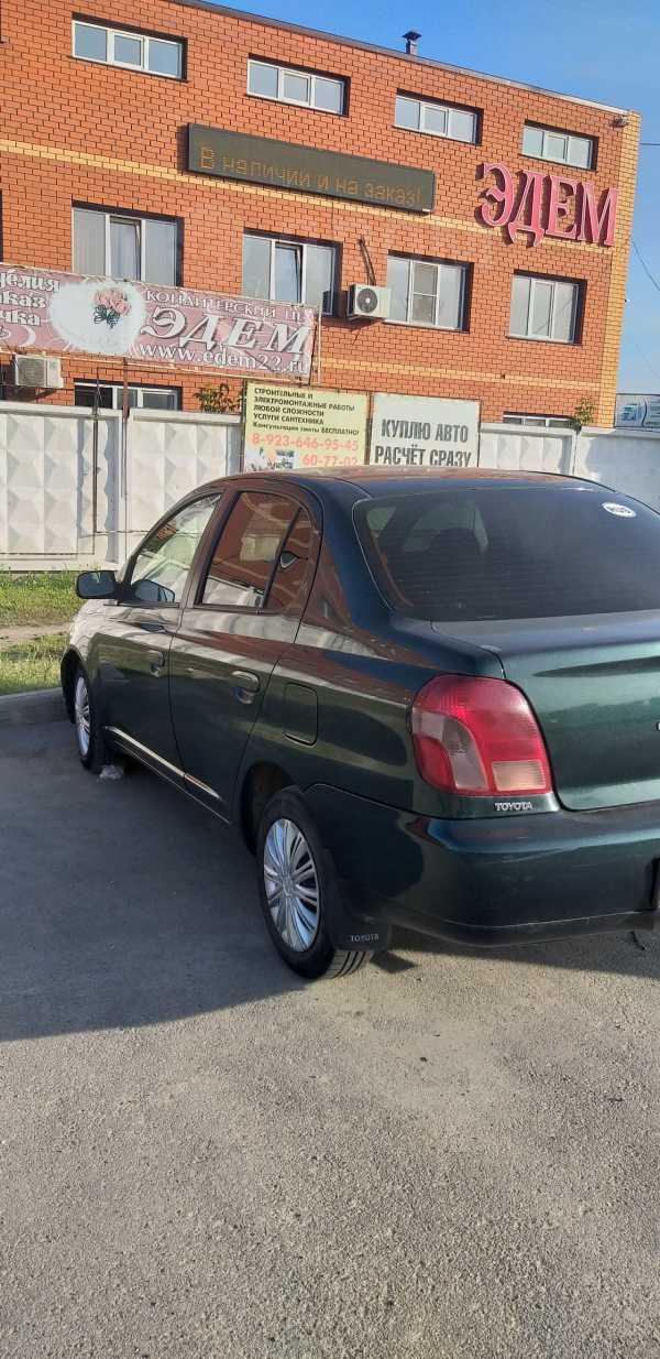 Toyota Echo, 2002 год, 260 000 руб.