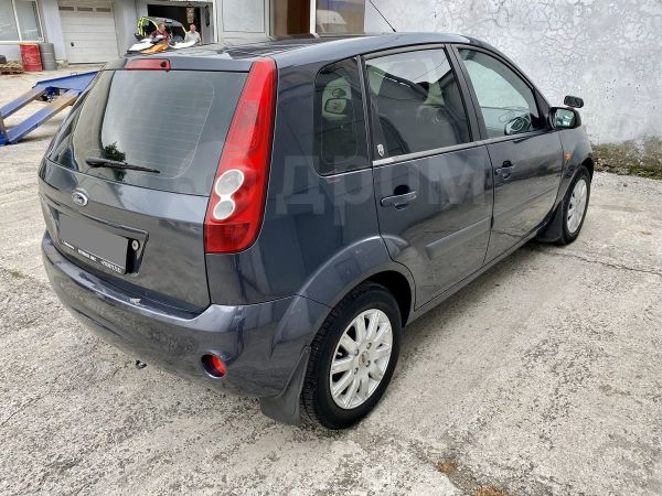 Ford Fiesta, 2008 год, 160 000 руб.