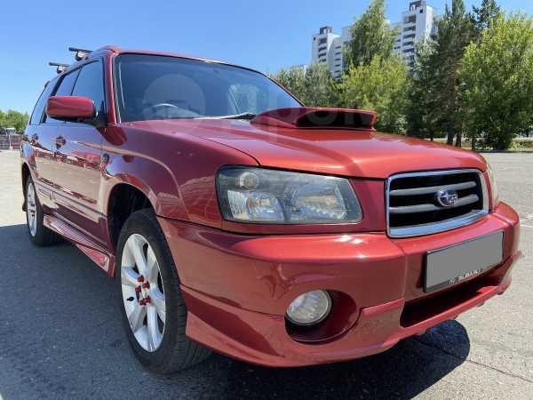 Subaru Forester, 2003 год, 599 999 руб.