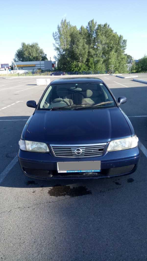 Nissan Sunny, 2003 год, 210 000 руб.