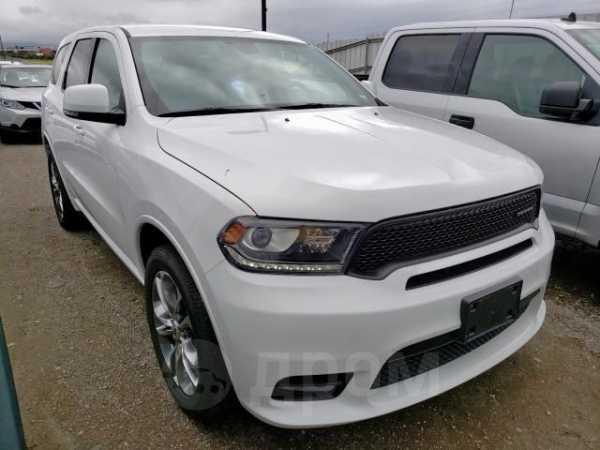 Dodge Durango, 2018 год, 4 500 000 руб.