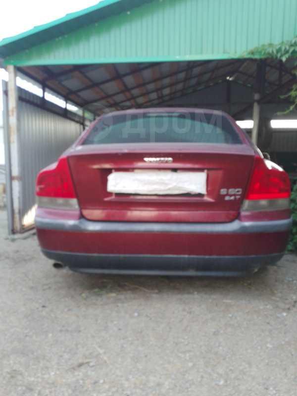 Volvo S60, 2000 год, 100 000 руб.